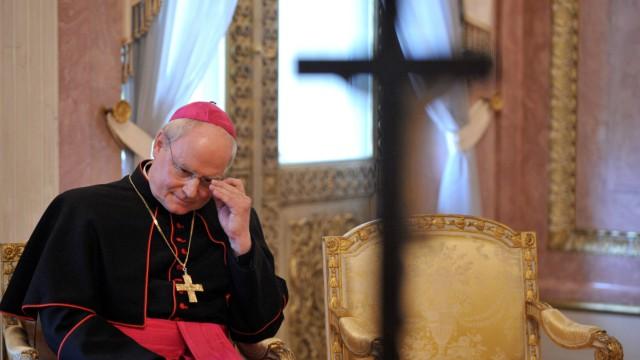 Bekanntgabe des neuen Bischofs von Augsburg erwartet