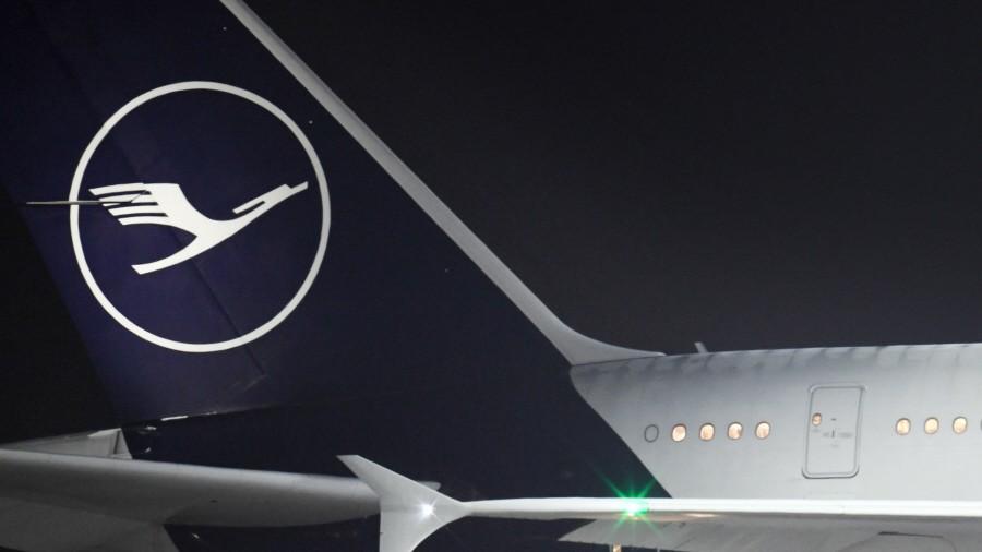Corona-Verdachtsfall in Lufthansa-Maschine