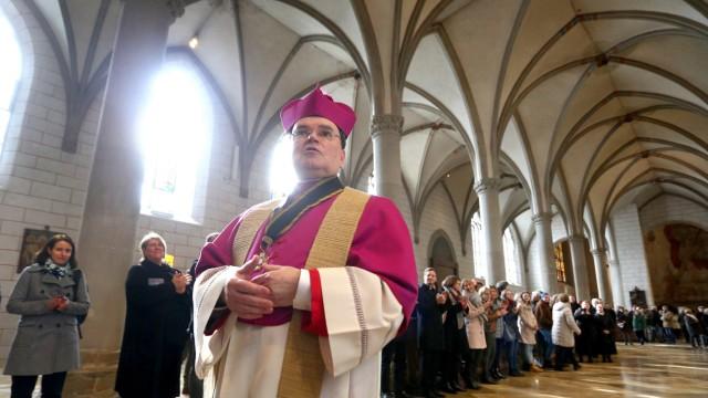Neuer Bischof für Bistum Augsburg Bertram Meier