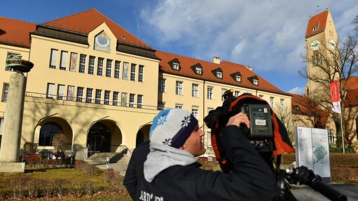 München Klinik Schwabing: Hier liegen vier Patienten mit Coronavirus