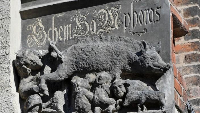 Gerichtsentscheidung zu antijüdischem Kirchenrelief im Mai
