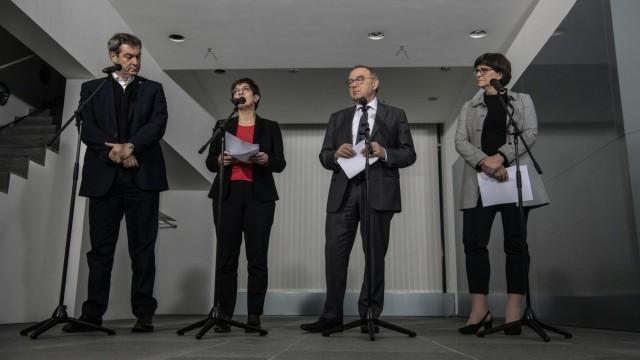 Schwarz-roter Koalitionsausschuss