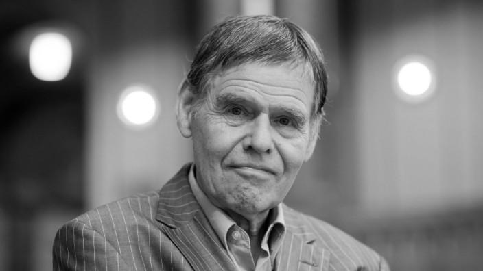 Schriftsteller Christoph Meckel; Schriftsteller Christoph Meckel