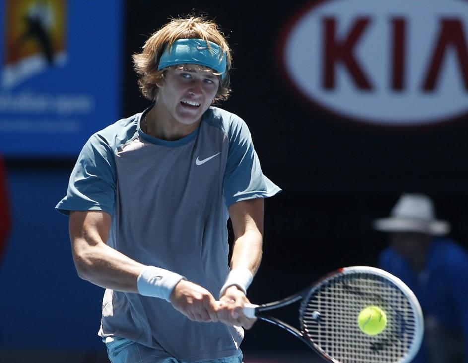 Tennis Australian Open 2014