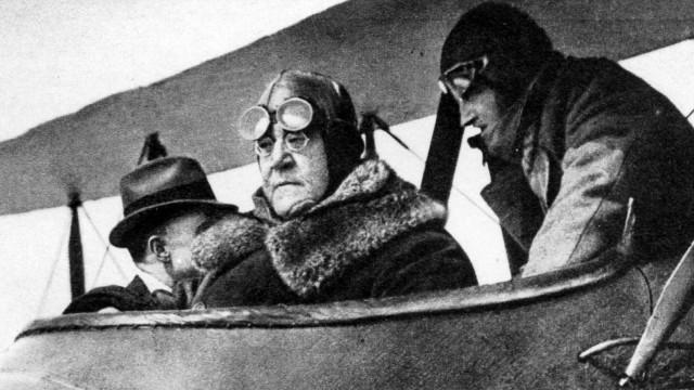 Wolfgang Kapp auf der Flucht nach Schweden, 1920