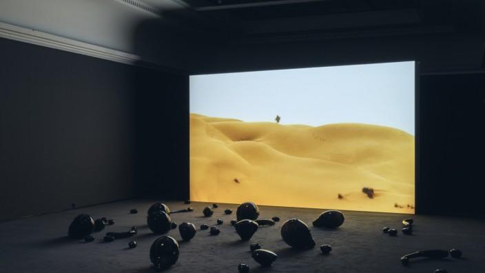 Kapsel-Ausstellung Haus der Kunst