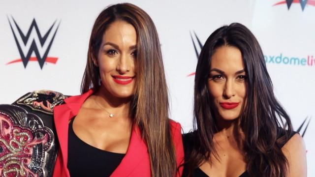 WWE LIVE Hamburg - Red Carpet Arrivals