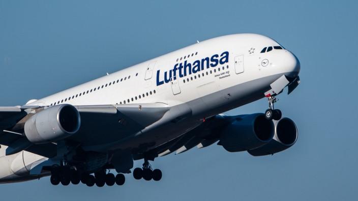 Lufthansa-Airbus