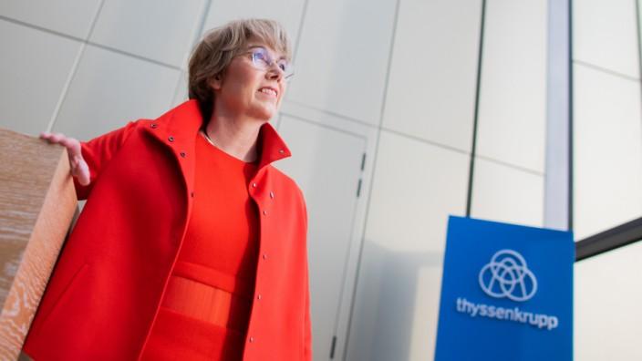 Thyssenkrupp - Bilanz