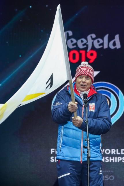 NORDIC SKIING FIS Nordic World Ski Championships Seefeld 2019 SEEFELD AUSTRIA 20 FEB 19 NORDIC S