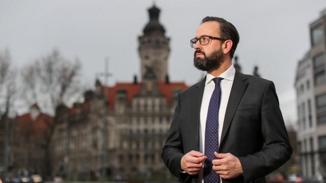 OB-Kandidat Gemkow: Bei Missständen frühzeitig intervenieren