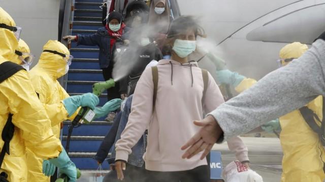 Coronavirus - Indonesien