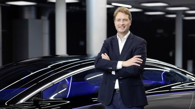 Mercedes-Benz Cars auf der IAA