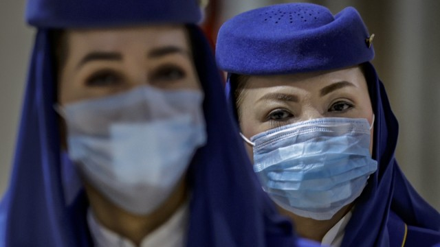 Concern In The Philippines As Wuhan Coronavirus Spreads