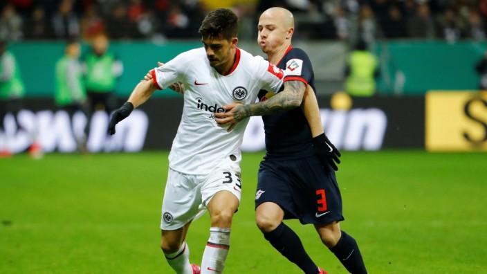 DFB Cup - Third Round - Eintracht Frankfurt v RB Leipzig