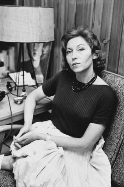 Clarice Lispector, ca. 1960