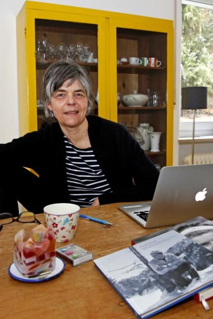 """Kurse in Schlehdorf und Bad Tölz: """"Jeder Mensch kann erzählen, also kann auch jeder schreiben"""": Kursleiterin Andrea Kästle."""