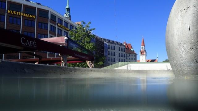Münchens Brunnen