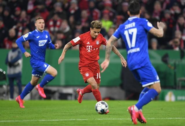 DFB Cup - Third Round - Bayern Munich v TSG 1899 Hoffenheim