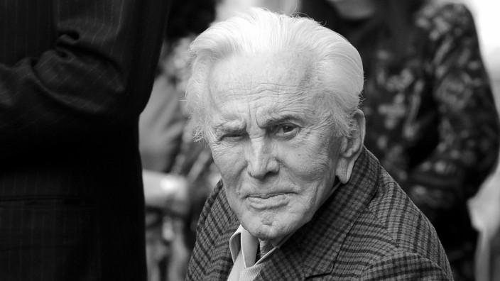 Kirk Douglas mit 103 Jahren gestorben