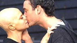 Krebskranke Jade Goody: Die Braut trug schwarz, Getty