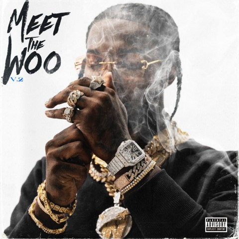 Meet the Woo 2 - Cover - Pop Smoke