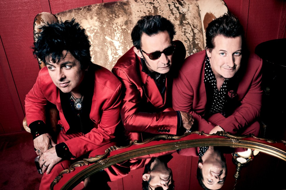 """Green Day: ´Father Of All..."""""""