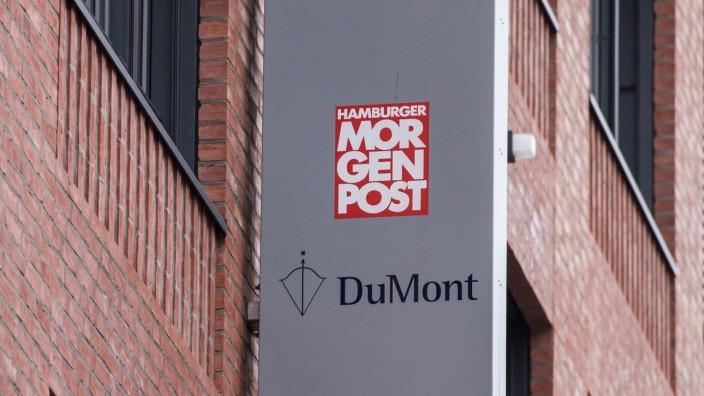 "DuMont verkauft ´Hamburger Morgenpost"""