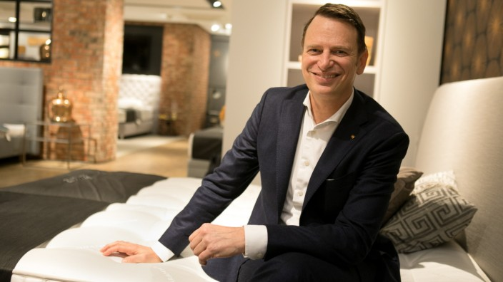 Robert Waloßek, Betten-Rid-Chef