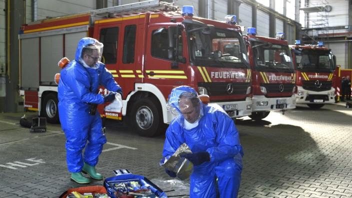 Jahrespressekonferenz der Münchner Feuerwehr, 06.02.2020