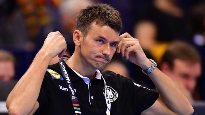 DHB trennt sich von Bundestrainer Prokop