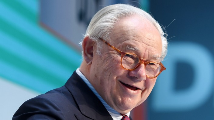Hubert Burda wird 80
