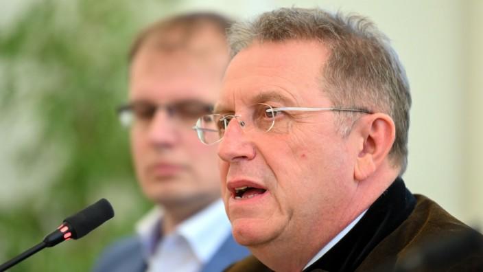 Ermittlungen gegen Kulmbacher Oberbürgermeister Schramm