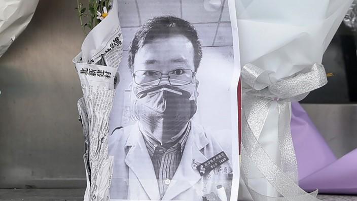 Leserdiskussion: Die Warnungen des chinesischen Arztes Li Wenliang vor dem Coronavirus wurden unterdrückt - inzwischen ist er an der Infektion gestorben.