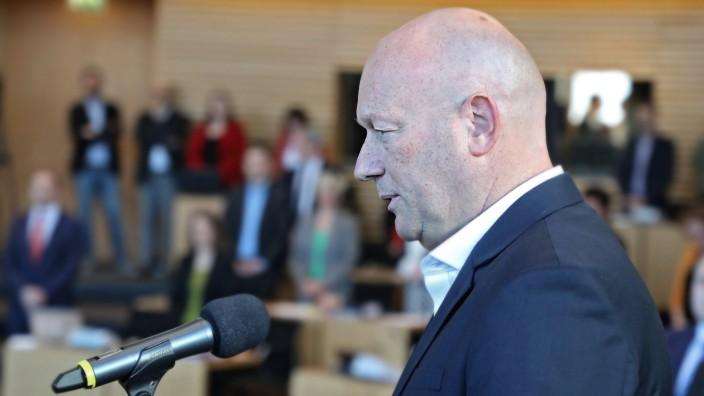 Wahl des neuen MinisterprâÄ°sidenten Th¸ringen. Wahl des neuen MinisterprâÄ°sidenten Th¸ringen am 05.02.2020 im Th¸ringer L