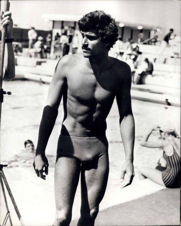 1973 Spitz Goes For Seven Golds It is the hope of all Olympic to win a Gold Medal but Mark Spit; Mark Spitz