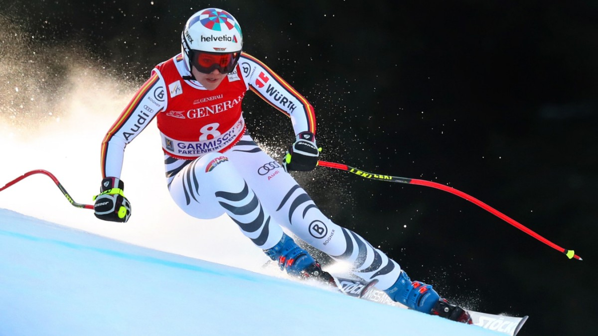 Viktoria Rebensburg: Auf Raketen-Skiern ins Glück