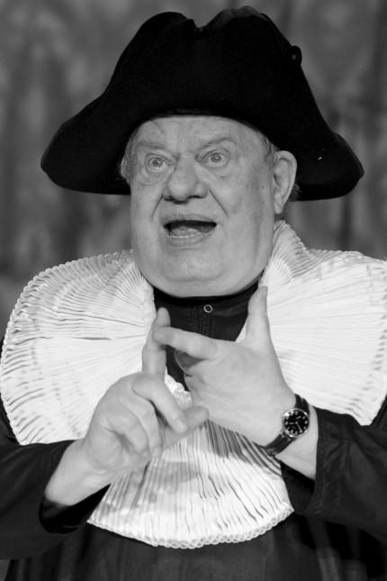 Fassbinder-Star Volker Spengler gestorben