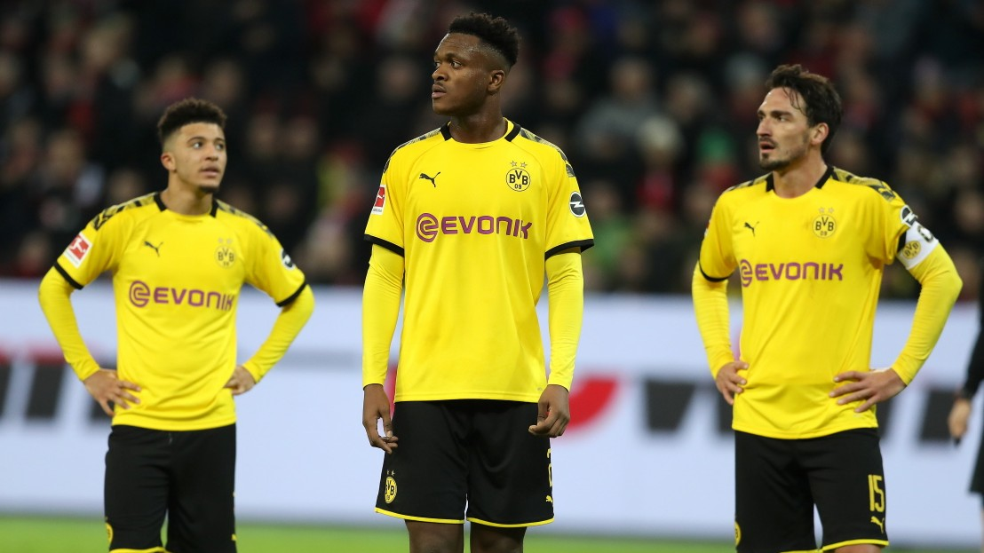 Dortmund schlägt sich wieder selbst
