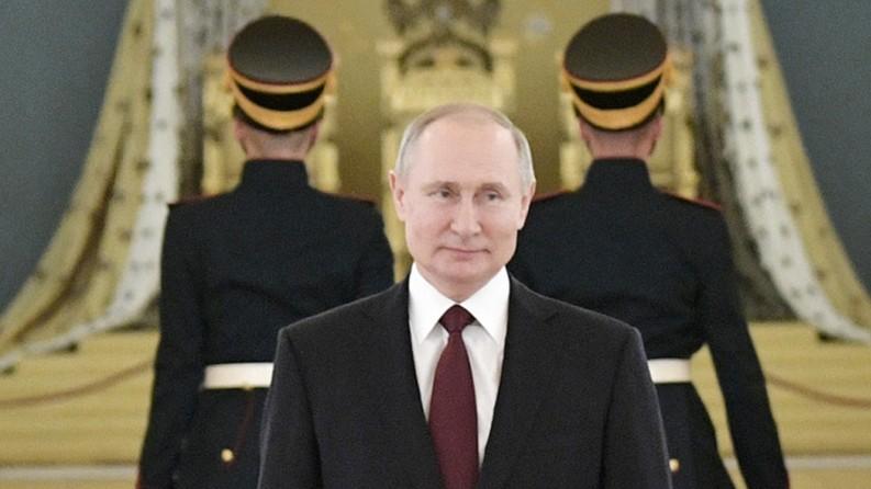 Putin weiß, dass sein Rücktritt für ihn selbst gut ist