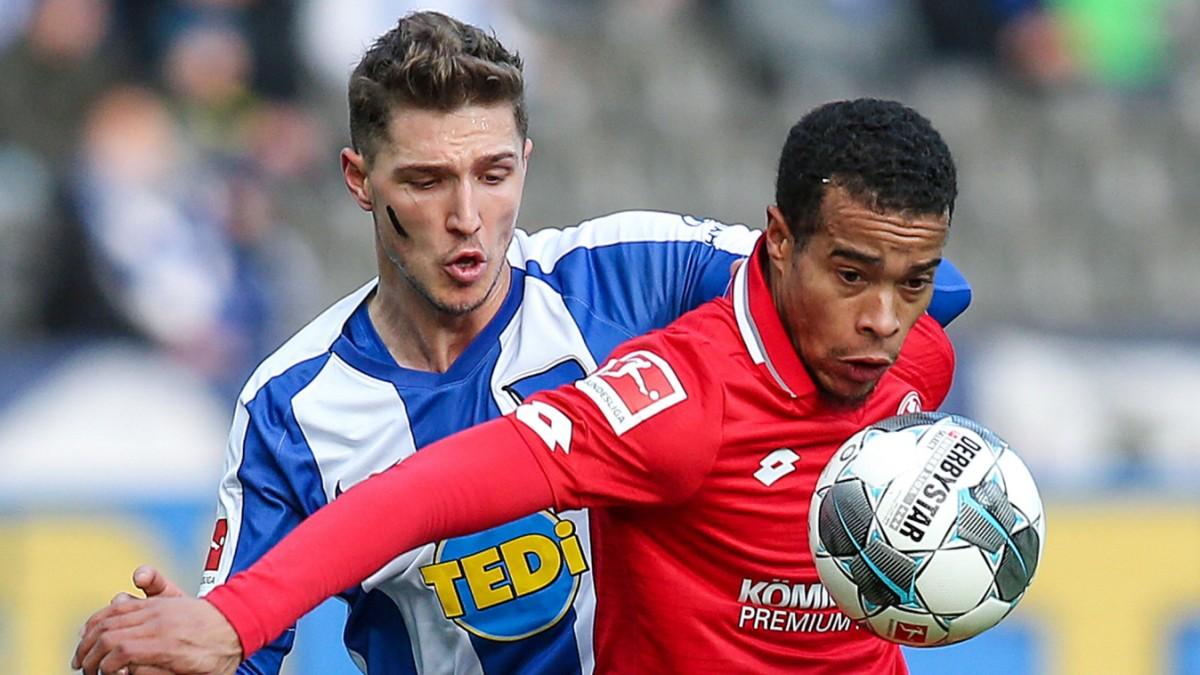 Hertha verliert gegen Mainz: Pfiffe, als es um Fußball geht
