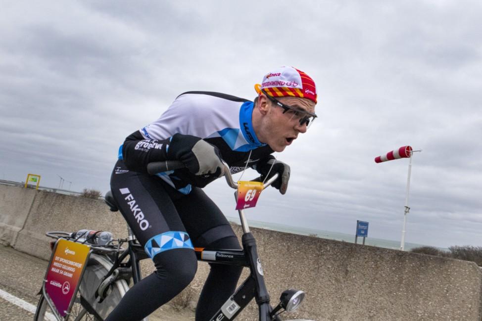 Niederländische Gegenwind-Radmeisterschaften