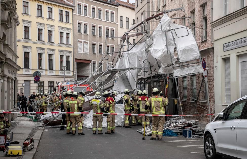 Sturmtief 'Sabine' - Berlin