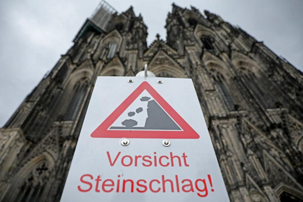 Sturmtief 'Sabine' - Köln