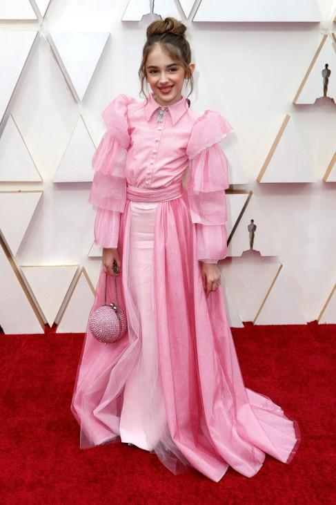 """92nd Academy Awards âÄ"""" Oscars Arrivals âÄ"""" Hollywood"""