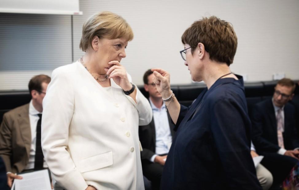 Fraktionssitzungen - CDU/CSU