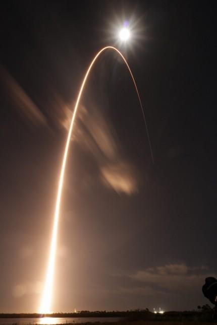 Start der Sonnenforschungs-Sonde Solar Orbiter