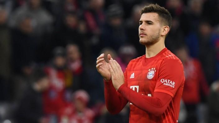 Hernández beim FC Bayern: 25 Minuten können reichen, um das Potenzial anzudeuten: Lucas Hernández.