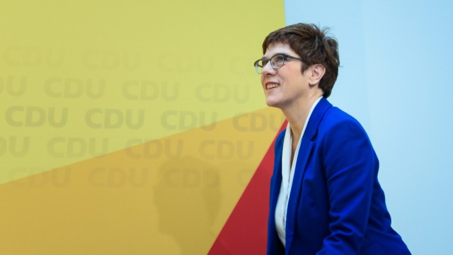 Gremiensitzung - CDU