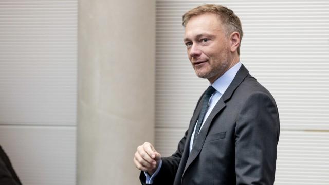 Klausur der FDP-Bundestagsfraktion